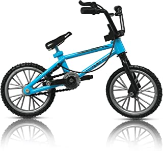BMX Finger Bike Series 12,Replica Bike with Real Metal Frame, Graphics, and Moveable Parts for Flick Tricks, Flares, Grind...