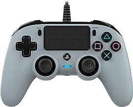 BigBen Interactive Nacon Compact Controller, Grigio - Classics - PlayStation 4