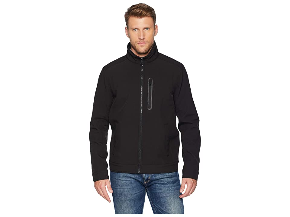 Nautica Softshell Jacket (Black) Men