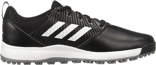 Core Black/Footwear White/Silver Metallic