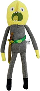 Adventure Time Earl of Lemongrab Plush Doll (S size)