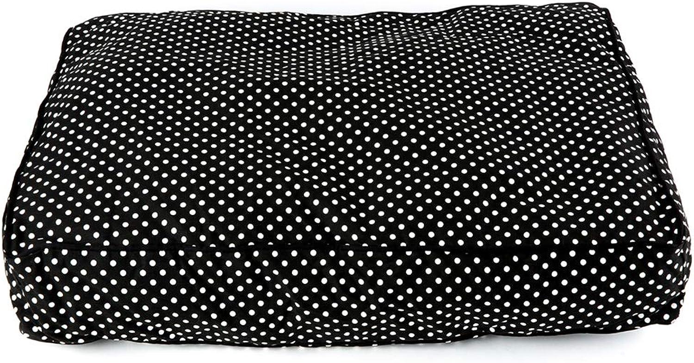 Geshu Pet Dog Mattress Soft Warm Comfortable Waterproof Dog Bed Sleeping Laying Small Medium Size Big Dog Cat Mat