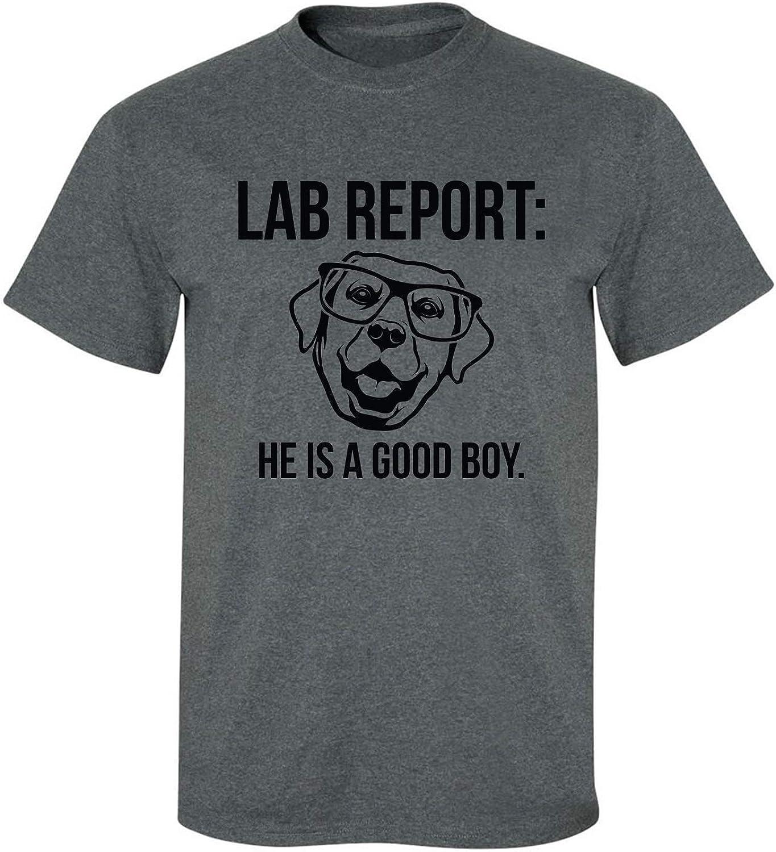 Lab Report Adult T-Shirt in Dark Heather - XXXXX-Large
