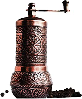 "Bazaar Anatolia Pepper Grinder, Spice Grinder, Pepper Mill, Turkish Grinder (4.2"".."