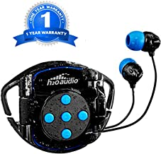 h2o audio swimming headphones