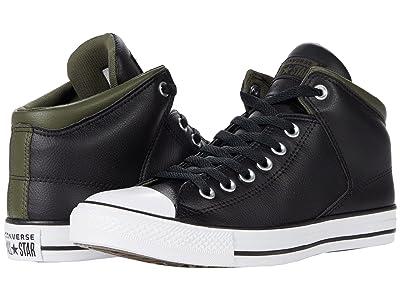Converse Chuck Taylor(r) All Star(r) High Street Mid Seasonal Leather