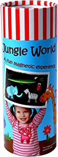 The Purple Cow Magnetic Jungle Animals
