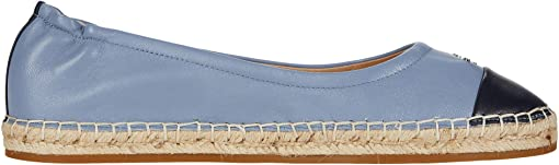 Navy/Bluebell Smooth Leather