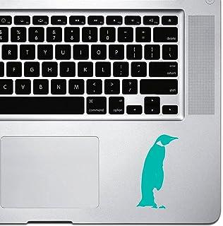 ستيكر بطريق من StickAny Palm Series لجهاز MacBook Pro وChromebook واللاب توب (فيروزي)