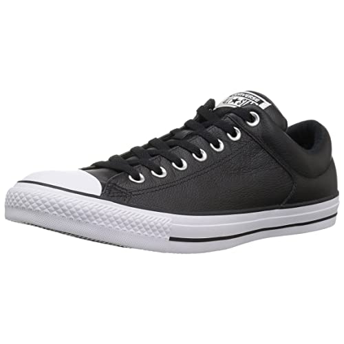 c0d2f86fefe Converse Men s Street Leather Low Top Sneaker