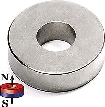 CMS Magnetics Super Strong Neodymium Magnet Ring OD1.26