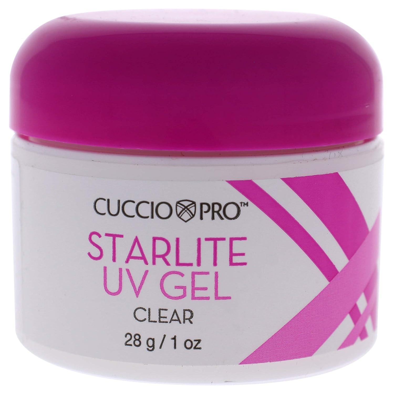 Cuccio Pro Starlite Uv Gel OFFicial store Clear Oz 1 - Dealing full price reduction