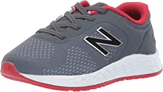 New Balance Kids' Arishi V2 Bungee Running Shoe