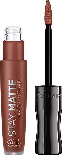 Rimmel London Stay Matte Liquid Lip Colour - 0.18fl oz, 725 Love Bite