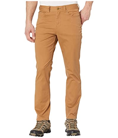 Toad&Co Five-Pocket Mission Ridge Pants Lean (Tabac Vintage Wash) Men