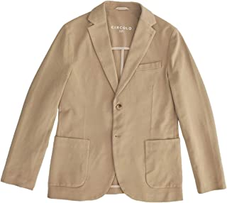 CIRCOLO(チルコロ) メンズ 2つボタンシングルジャケット 正規取扱店