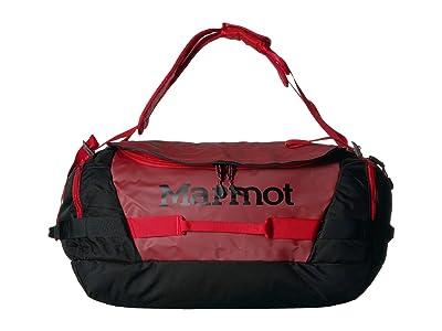 Marmot Long Hauler Duffel Medium (Brick/Black) Duffel Bags