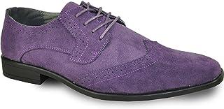 براوو! روکش کفش چرمی کینگ کلاسیک آکسفورد - عرض گسترده ای در دسترس است
