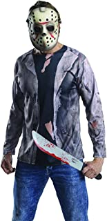 Rubie's Official Jason Voorhees Costume Kit Friday The 13th Adult (One Size)