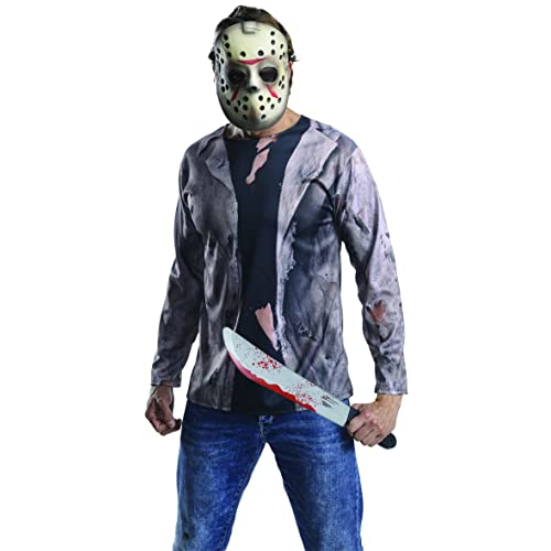 Jason Voorhees Costume Amazon Com