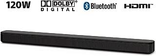 Sony 2.0ch 120W Single Soundbar with Bluetooth |  HT-S100F