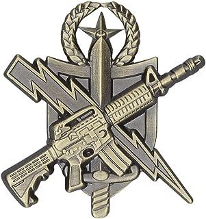 Master Tactical Patrol Officer Pin - AG