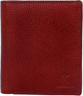 K London Mini Notecase Mens Wallet (Brown) (540_Brown)