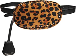 Glamorous Leopard Belt Bag Leopard Studs Womens Fanny Waist Pack Bumbag Bag