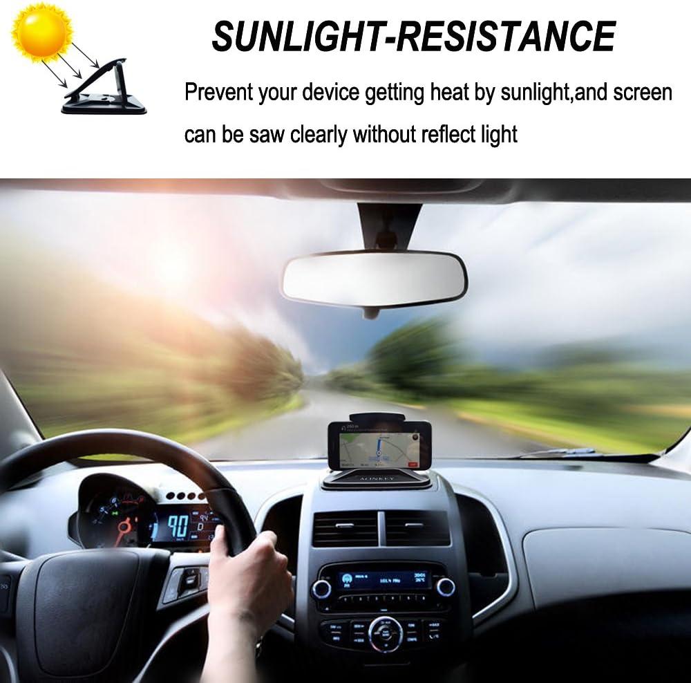 AONKEY Sunlight resistant ford edge phone holder