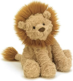 Jellycat Fuddlewuddle Lion Stuffed Animal, Medium, 9 inches