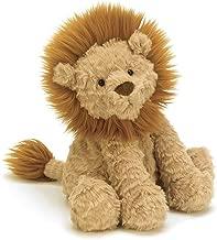 Jellycat Fuddlewuddle Lion Stuffed Animal, Medium, 9 inches