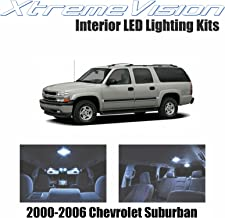 XtremeVision Interior LED for Chevy Suburban 2000-2006 (14 Pieces) Cool White Interior LED Kit + Installation Tool