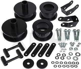 """XKH Group For 2007-2016 Jeep Wrangler JK Rubicon 2"""" Full Lift Kit Spacers Leveling Kit"""