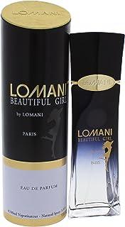 Lomani Lomani Lomani Beautiful Girl by Lomani for Women 3.3 Ounce Eau de Parfum Spray 3.3 Ounce