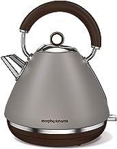 Morphy Richards Waterkoker Accents Special Edition steengrijs 102102, 2200, aluminium