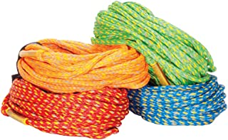 Proline Towable 2-Rider Safety Tube Rope, Volt/Red, 60'