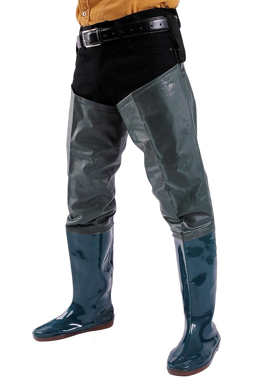 虚栄心ホテルベンチャーエーワイビー(AYB) ウェーダー ヒップウェーダー 釣り 長靴 ラジアル ソール 底 アウトドア 防水 大きいサイズ