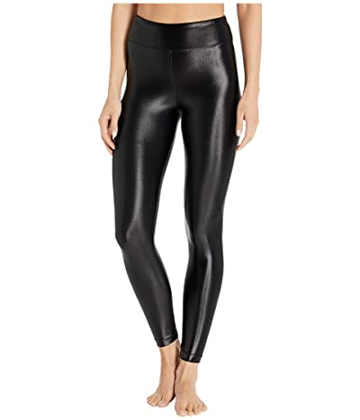 Koral Lustrous High-Rise Leggings (Black) Women