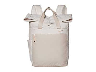 Nike Radiate Backpack (Phantom/Desert Sand/Phantom) Backpack Bags