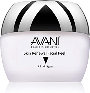 AVANI Classics Skin Renewal Facial Peel | Enriched with Vitamins E & C | Infused with Dead Sea Minerals - 1.7 fl. oz. (Single)