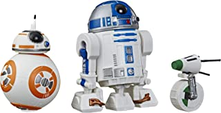 Star Wars E3118 Galaxy of Adventures R2-D2, BB-8, D-O Action Figure 3 Pack, 5