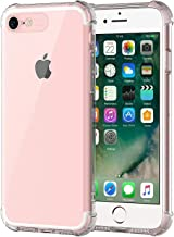 4youquality iPhone 7 Case and iPhone 8 Case, LifetimeWarranty, Advanced Drop Protection and Four-Cornered Air Cushion Safeguard Technology Case Cover for Apple iPhone 7 and iPhone 8 (HD Clear)