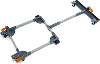 Bora Portamate PM-3750 Mobile Base & T Extension Combo For Cabinet Table Saws Withup To 50