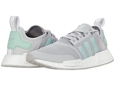 adidas Originals NMD_R1 (Grey Two/Blush Green/Footwear White) Men