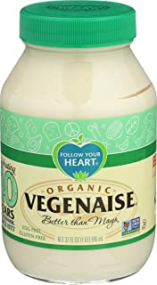 Follow Your Heart, Veganaise Organic, 32 Fl Oz