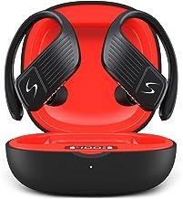SENSO Wings Wireless Earbuds, Bluetooth 5.0 TWS True Wireless Earphones, Best Sport Headphones for Workout Noise Cancellin...