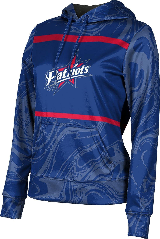 ProSphere Francis Marion University Girls' Pullover Hoodie, School Spirit Sweatshirt (Ripple)