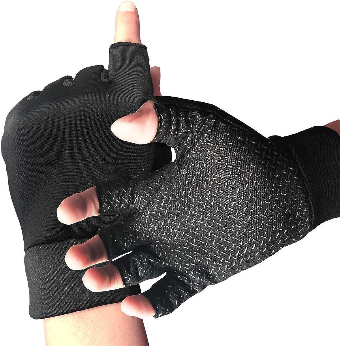 Gloves Fingerless Gloves Short Touchscreen Gloves Winter Motorcycle Biker Mitten