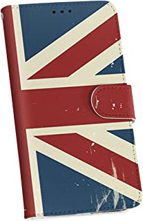 HUAWEI P9 Lite ケース カバー 手帳 スマコレ 手帳型 レザー 手帳タイプ 革 スマホケース スマホカバー 011607 Huawei ファーウェイ simfree SIMフリー イギリス 外国 国旗 hwp9lite-011607-nb