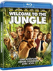Welcome to the Jungle [Blu-ray]